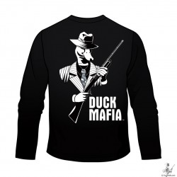 Duck Mafia Classic Long Sleeve T