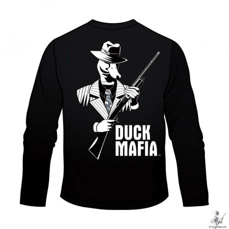 Duck Mafia Classic Long Sleeve T