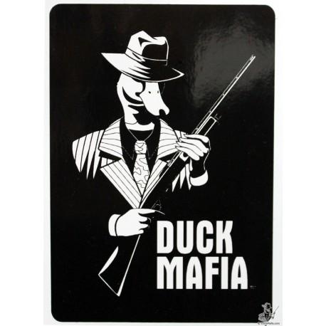 Duck Mafia™ Official Logo Vinyl Sticker